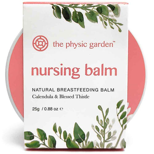 The Physic Garden Nursing Balm Mini (25g)