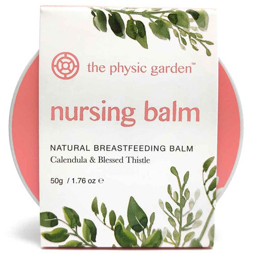 The Physic Garden Nursing Balm (50g)
