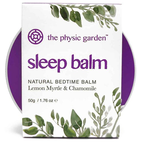 The Physic Garden Sleep Balm (50g)