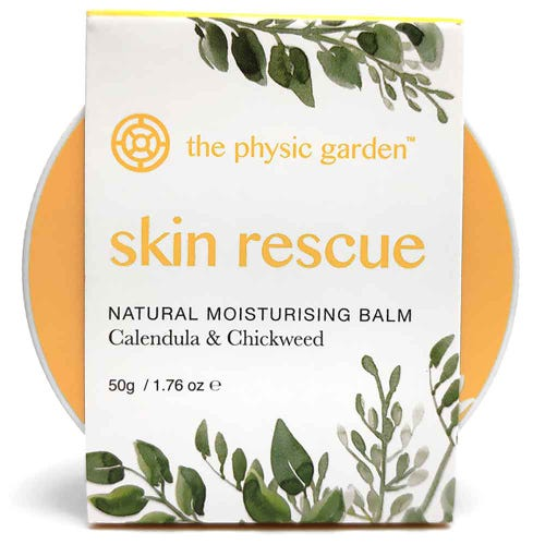 The Physic Garden Skin Rescue (50g)