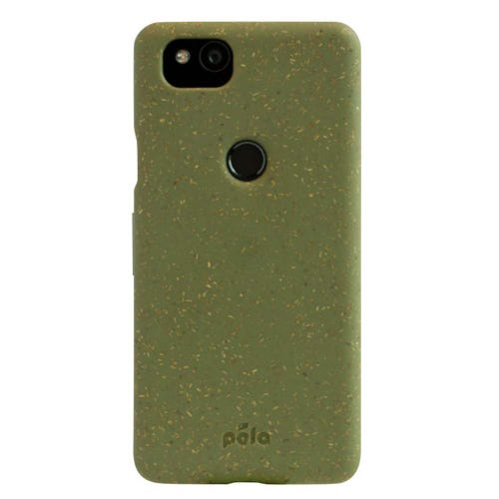 Pela Phone Case Google Pixel 3 - Moss