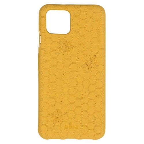 Pela Phone Case Google Pixel 4XL - Bee Edition