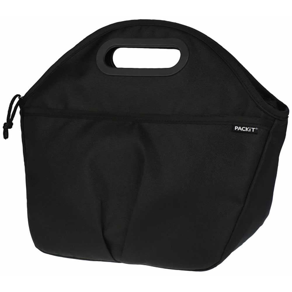 PackIt Freezable Traveller Lunch Bag - Black