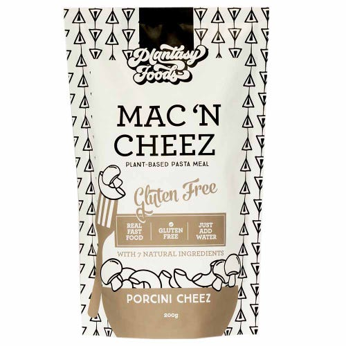 Plantasy Mac N Cheez Porcini (200g)