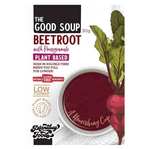 Plantasy The Good Soup - Beetroot with Pomegranate