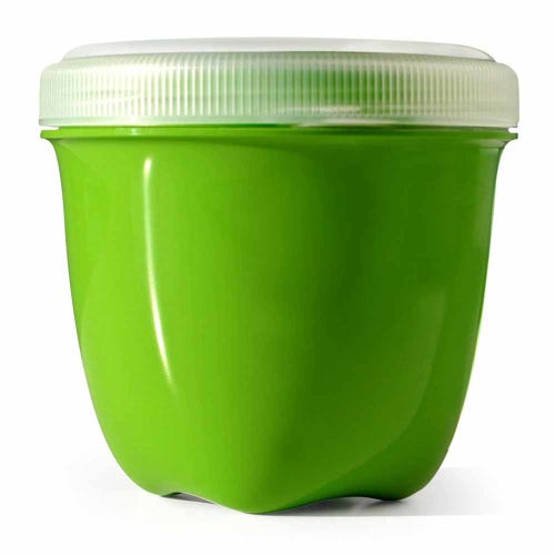 Preserve Food Container Mini - Green (1 Unit)