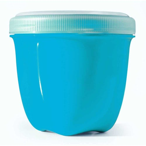 Preserve Food Container Mini - Aqua (1 Unit)