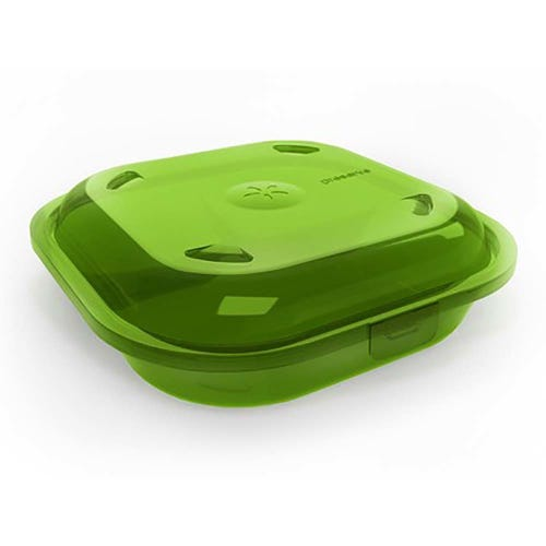 Preserve 2 Go Food Container - Green