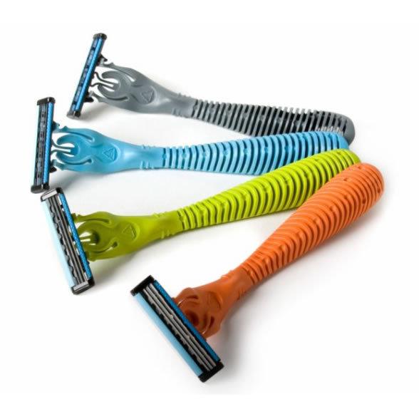 Preserve Triple Razor -  100% Recycled Plastic