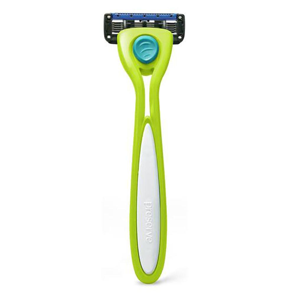 Preserve Shave 5 Razor - Lime