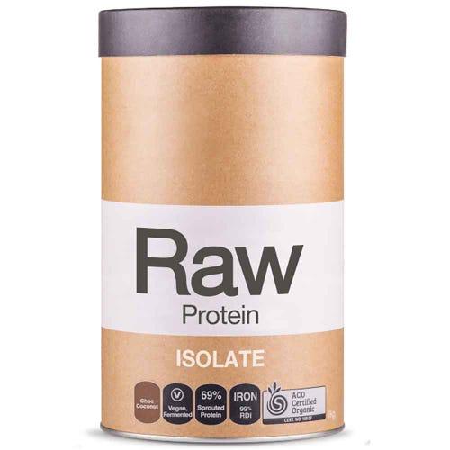 Raw Protein Isolate - Choc Coconu