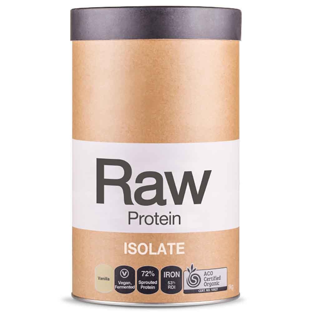 Raw Protein Isolate - Vanilla