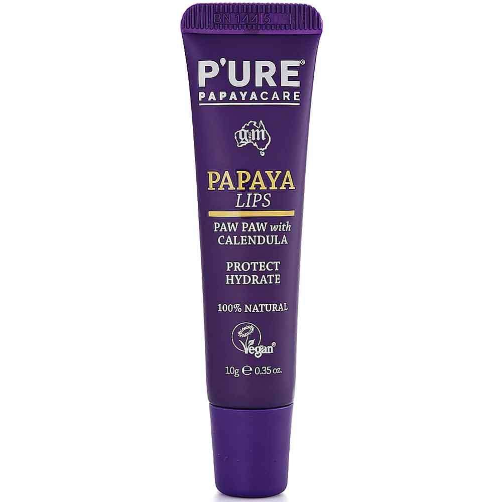 P'ure Papayacare - Papaya Lips (10g)