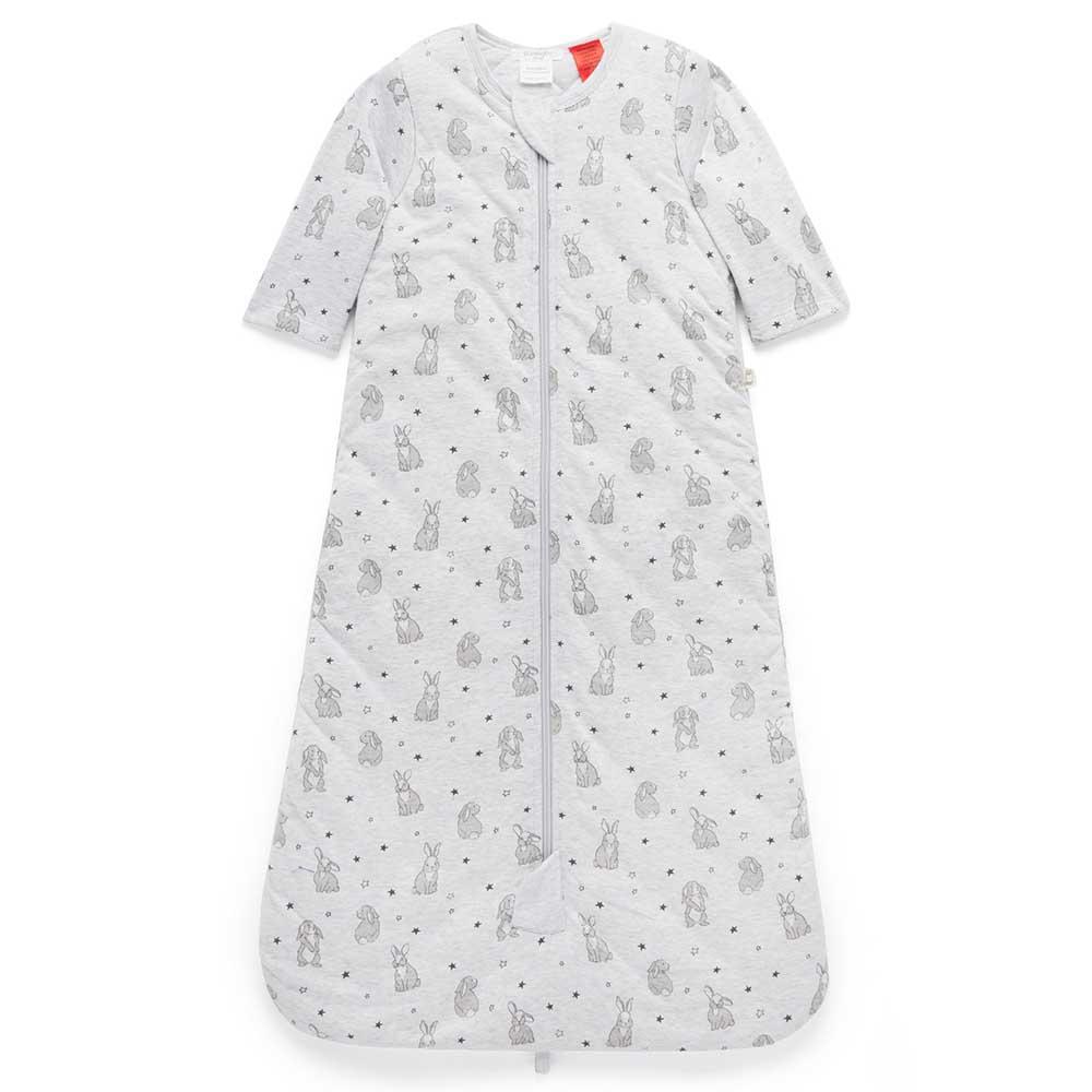 Purebaby Long Sleeve Sleepbag 3 TOG - Sleepy Time