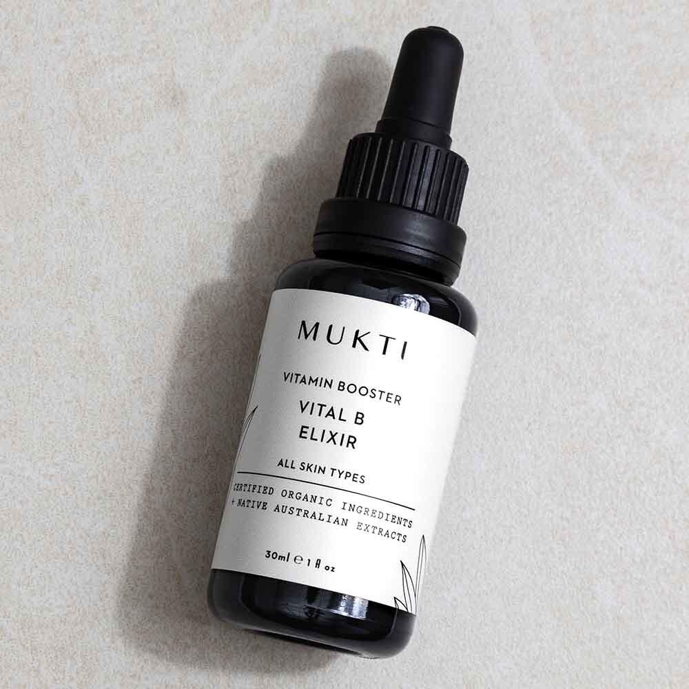Mukti Vitamin Booster Vital B Elixir (30ml)