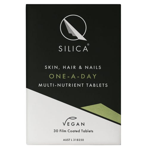 Qsilica One-A-Day Multi-Nutrient Tablets