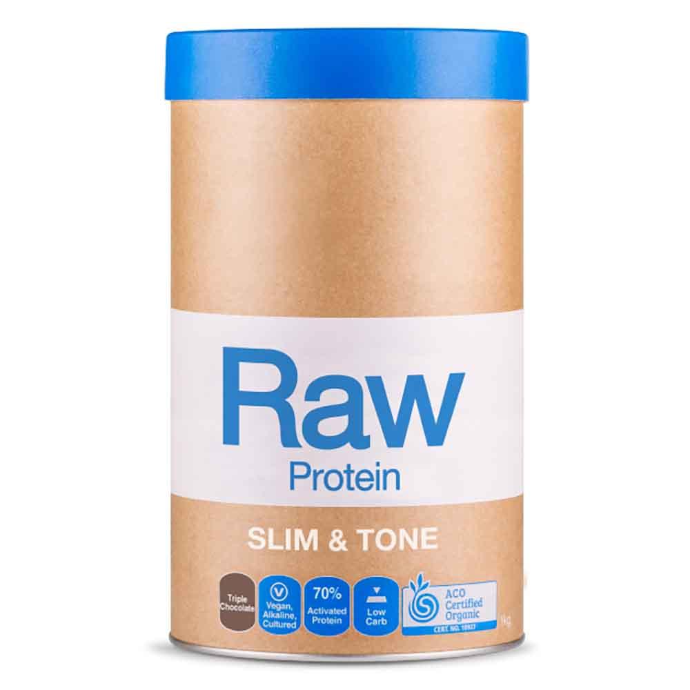 Raw Slim & Tone Protein - Triple Chocolate (1kg)