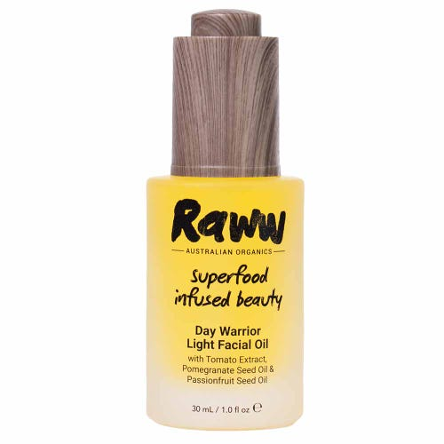 Raww Day Warrior Light Facial Oil (30ml)