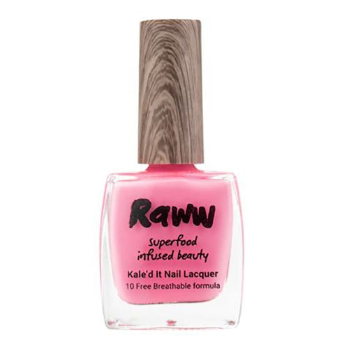 Raww Nail Polish Don't Dragon Fruit Me Down