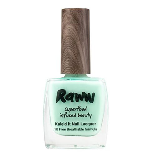 Raww Nail Polish It's Mint To Be