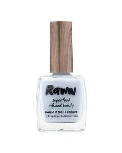 Raww Nail Polish Why So Blue-Berry