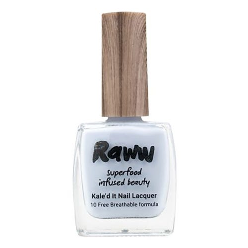 Raww Nail Polish Why So Blue-Berry