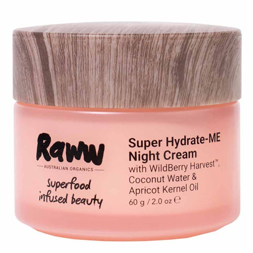 Raww Super Hydrate Night Cream (60g)