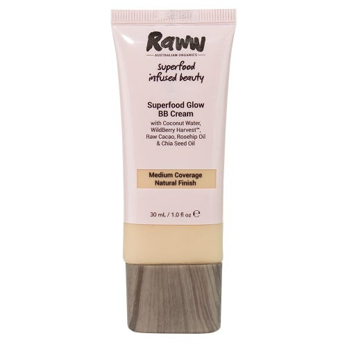 Raww Superfood Glow BB Cream (30ml)