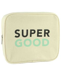 Raww Super Good Beauty Bag - Mint