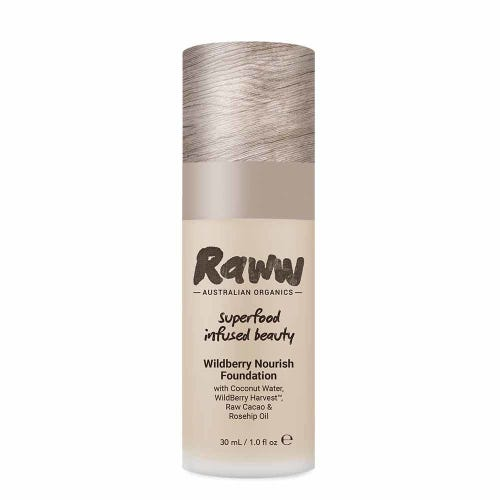 Raww Liquid Foundation (30ml)