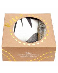 Wheatbags Relax Gift Pack Gum Black