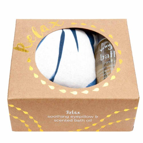 Wheatbags Relax Gift Pack Gum Blue