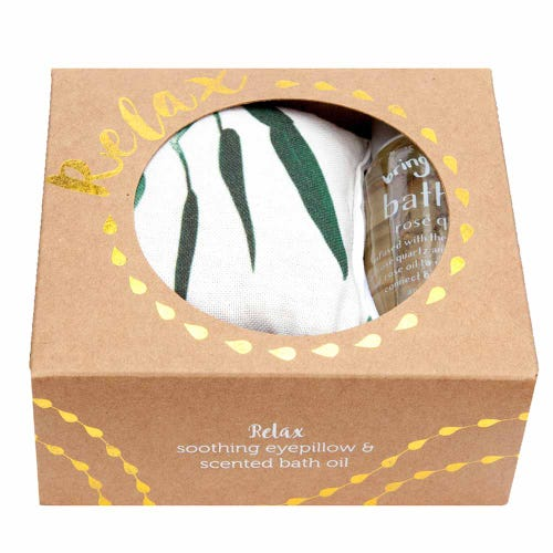 Wheatbags Relax Gift Pack Gum Green