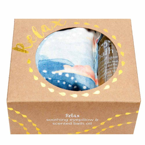 Wheatbags Relax Gift Pack Seaside