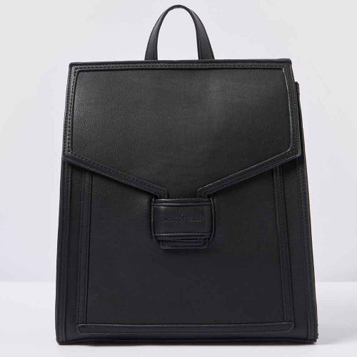 Urban Originals Rescue Me Backpack Black