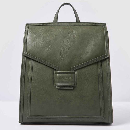 Urban Originals Rescue Me Backpack Olive