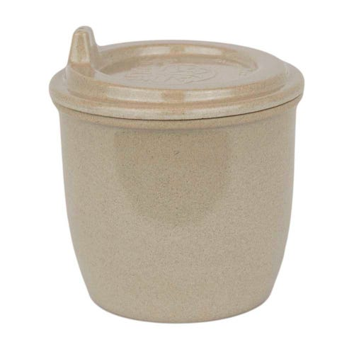 EcoSouLife Rice Husk Baby Cup - Natural