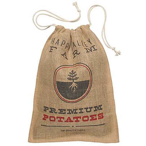 Retro Kitchen Produce Sack Potatoes