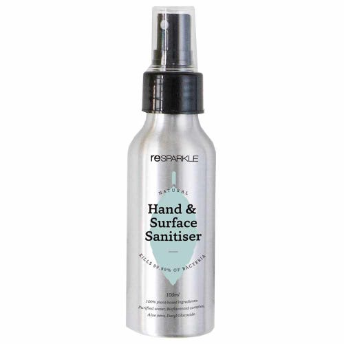 Resparkle Hand & Surface Sanitiser 100ml