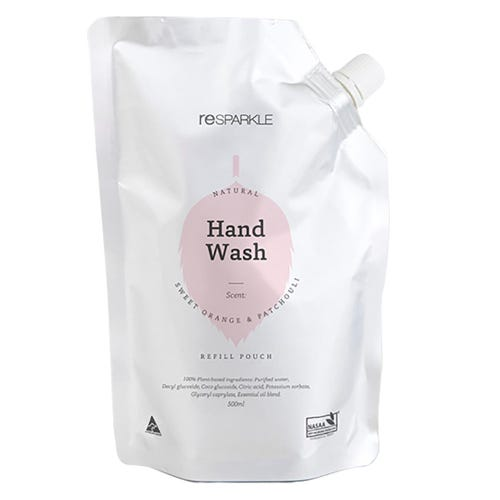 Resparkle Hand Wash Refill Pouch
