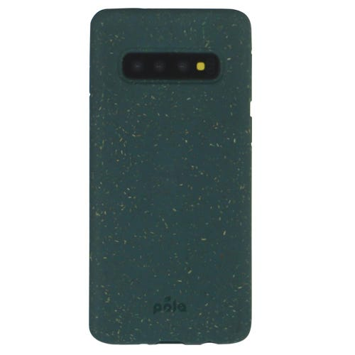 Pela Phone Case Samsung Galaxy S10 - Green