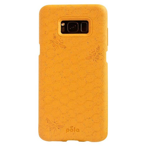 Pela Phone Case Samsung Galaxy S8 - Bee Edition