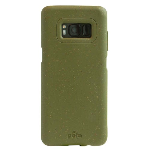 Pela Phone Case Samsung Galaxy S8+ - Moss
