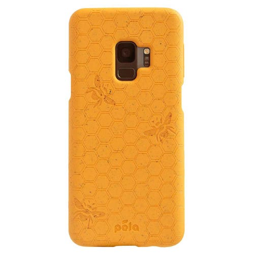 Pela Phone Case Samsung Galaxy S9+ - Bee Edition