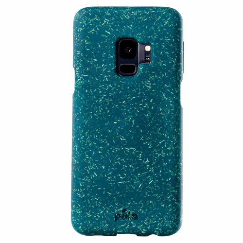Pela Phone Case Samsung Galaxy S9 - Green