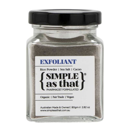 Simple As That Exfoliant (80g)