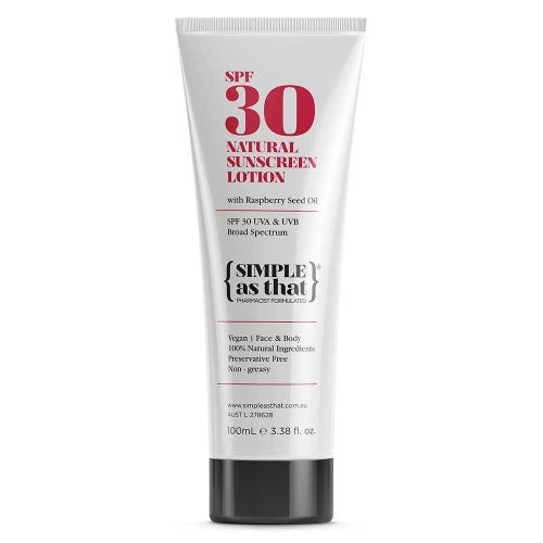Simple As That Sunscreen (100ml)