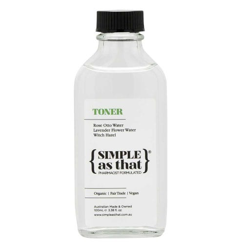 Simple As That Toner (100ml)