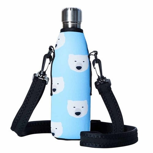 BBBYO Kids Bottle Carry Cover Polar Bear - 500ml