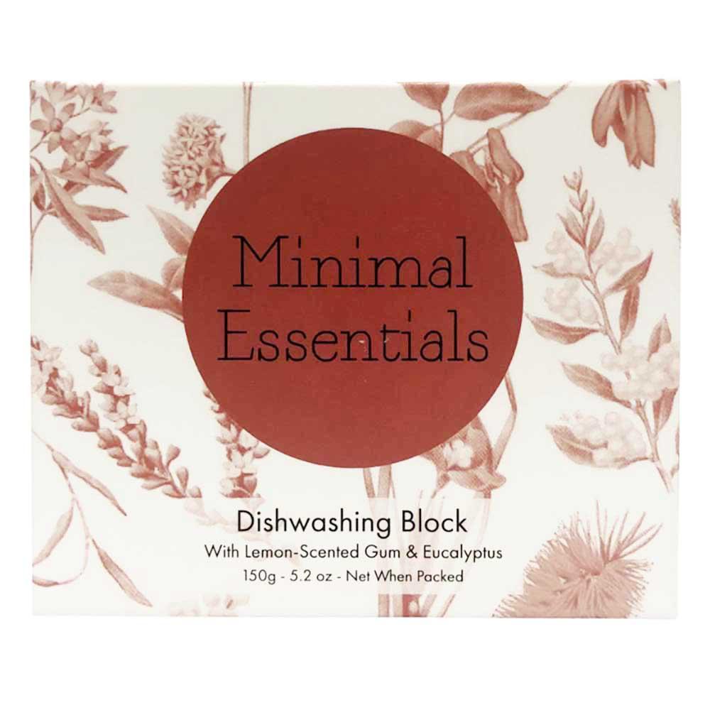 Shampoo With A Purpose - Minimal Essentials Dishwashing Soap (150g)